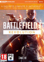 Image of Battlefield 1 Revolution