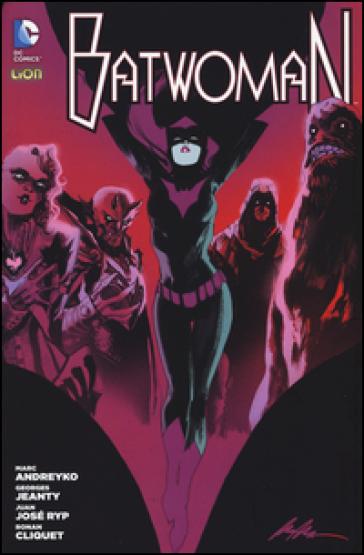 Batwoman. 11.
