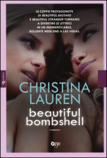 Beautiful bombshell - Christina Lauren | Thecosgala.com