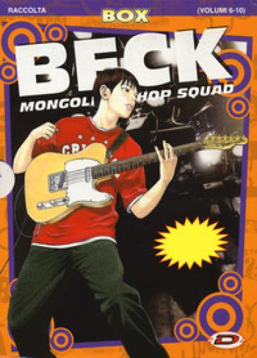 Beck. Mongolian chop squad. Box. 6-10. - Harold Sakuishi |