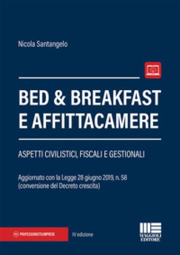 Bed & breakfast e affittacamere - Nicola Santangelo |