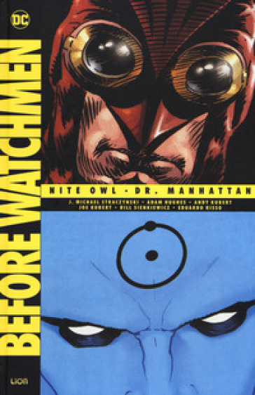 Before Watchmen: Nite owl-Dr. Manhattan. 1. - S. Formiconi |
