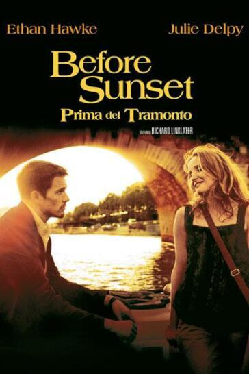 Before sunset - prima del tramonto (DVD)