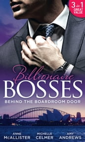 Behind The Boardroom Door: Savas  Defiant Mistress / Much More Than a Mistress / Innocent  til Proven Otherwise
