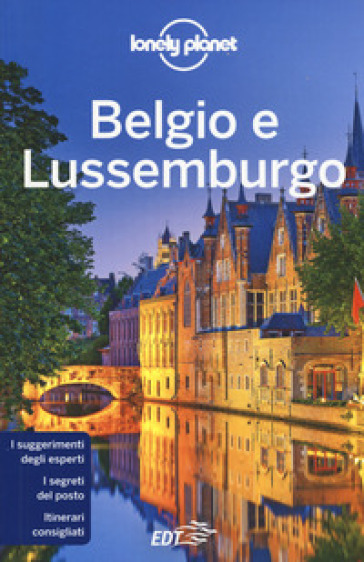 Belgio e Lussemburgo - Mark Elliott pdf epub
