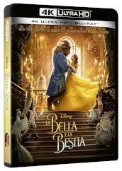 Bella E La Bestia (La) - Live Action (Blu-Ray 4K Ultra HD+Blu-Ray)