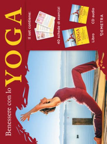 Benessere con lo yoga. Con CD-Audio - Barbara Klein | Ericsfund.org