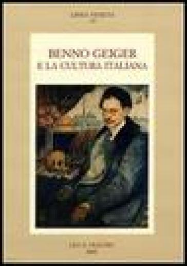 Benno Geiger e la cultura italiana - Francesco Zambon |