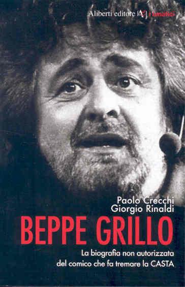Beppe Grillo - Paolo Crecchi |