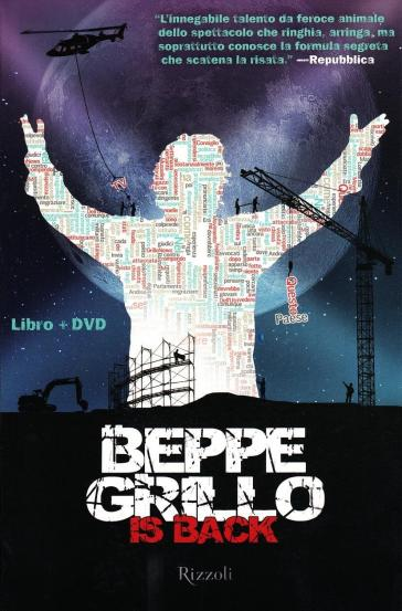 Beppe Grillo is back. Con DVD - Beppe Grillo  