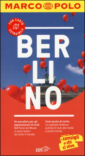 Berlino. Con atlante stradale - Christine Berger | Thecosgala.com