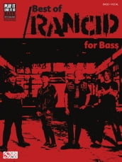 Best of Rancid for Bass (Songbook)