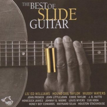 Best of slide guitar