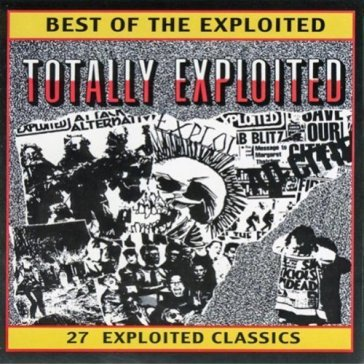 Best of the exploited /totally