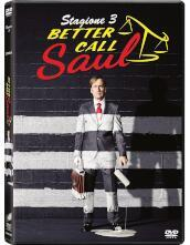 Better call Saul - Stagione 03 (3 DVD)