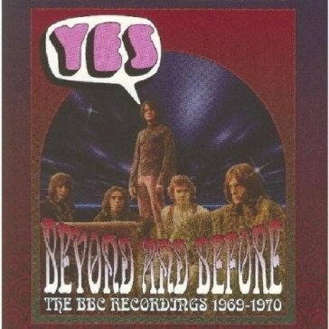 Beyond and before the bbc rec. '69/'70