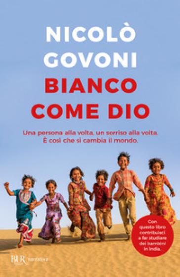 Bianco come Dio - Nicolò Govoni | Thecosgala.com
