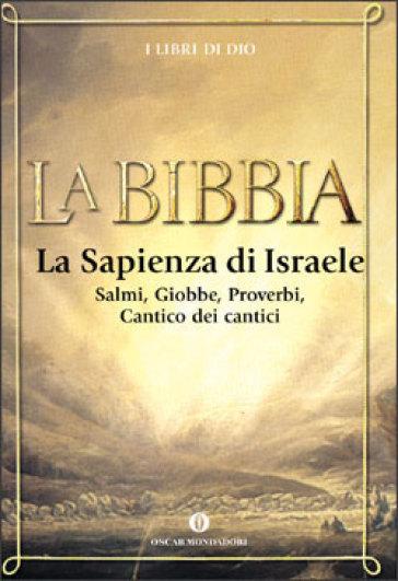 La Bibbia. 3.La sapienza di Israele - - Libro - Mondadori