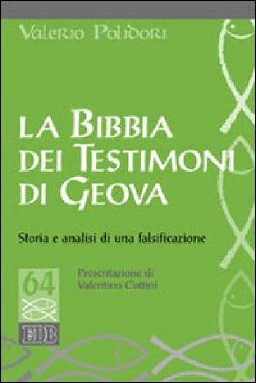 La bibbia dei testimoni di geova storia e analisi di una - Pagina da colorare di una bibbia ...