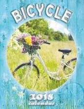 Bicycle 2018 Calendar (UK Edition)