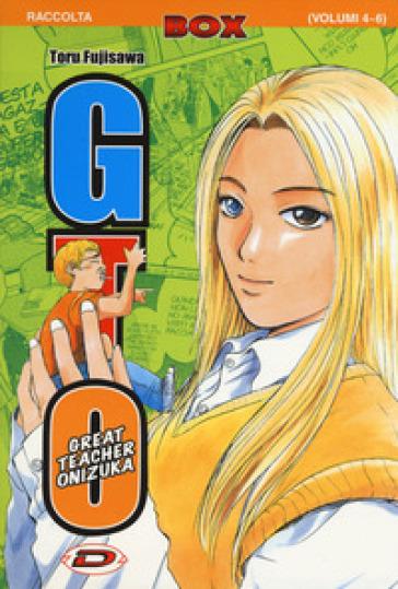 Big GTO. Box. 2. - Toru Fujisawa | Rochesterscifianimecon.com