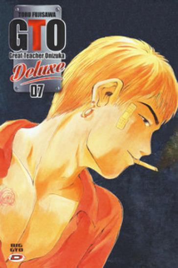 Big GTO. Ediz. deluxe. 7. - Toru Fujisawa | Rochesterscifianimecon.com