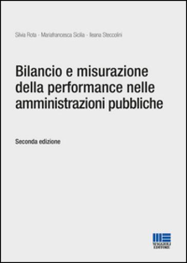 Bilancio e misurazione della performance nelle amministrazioni pubbliche - Silvia Rota   Ericsfund.org