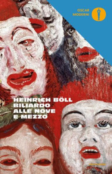 Biliardo alle nove e mezzo - Heinrich Boll | Jonathanterrington.com
