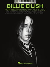 Billie Eilish for Beginning Piano Solo