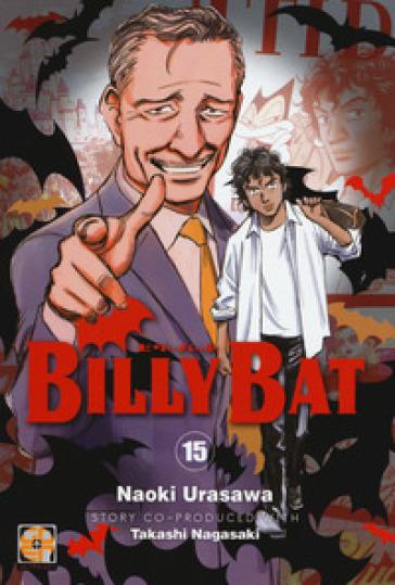 Billy Bat. 15. - Naoki Urasawa | Rochesterscifianimecon.com
