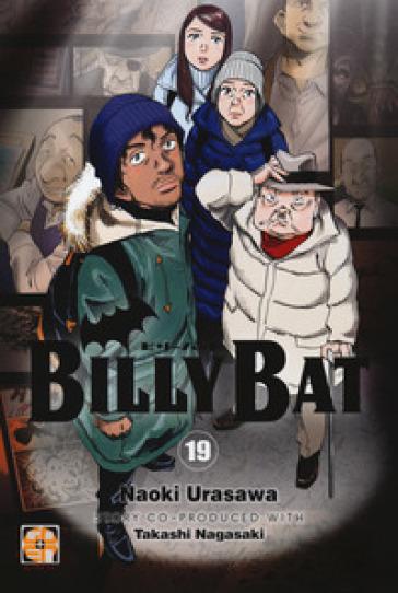 Billy Bat. 19. - Naoki Urasawa  