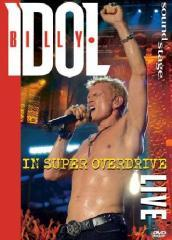 Billy Idol - In super overdrive - Live (DVD)