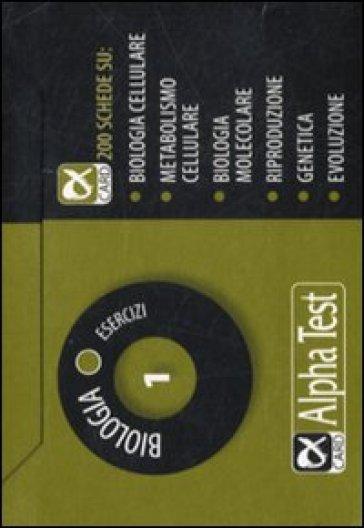 Biologia. Esercizi. Vol. 1 - L. Lazzarato   Thecosgala.com