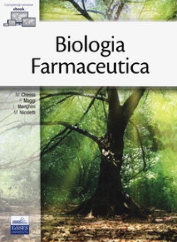 Biologia farmaceutica. Con aggiornamento online - Mario Chessa | Rochesterscifianimecon.com