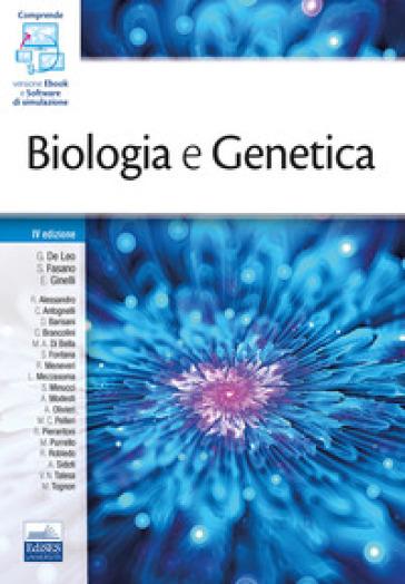 Biologia e genetica. Con e-book. Con software di simulazione - Giacomo De Leo |