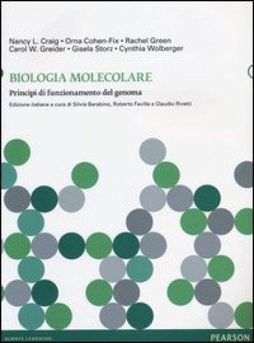 Biologia molecolare. Principi di funzionamento del genoma - S. Barabino | Rochesterscifianimecon.com