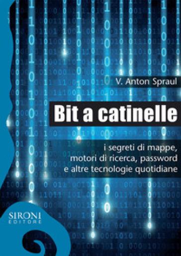 Bit a catinelle. I segreti di mappe, motori di ricerca, password e altre tecnologie quotidiane - V. Anton Spraul | Thecosgala.com
