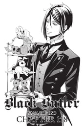 Black Butler, Chapter 118