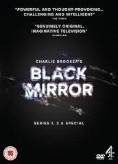 Black Mirror - Series 1&2 + White C (DVD)