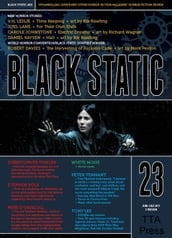 Black Static #23 Horror Magazine