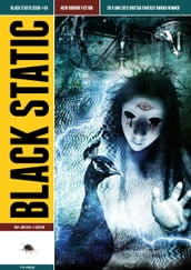 Black Static #34 Horror Magazine