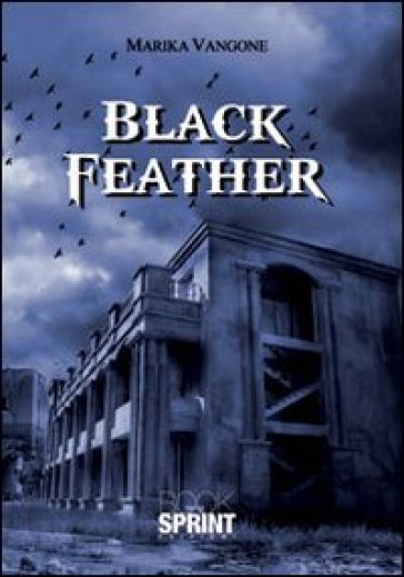 Black feather - Marika Vangone | Rochesterscifianimecon.com