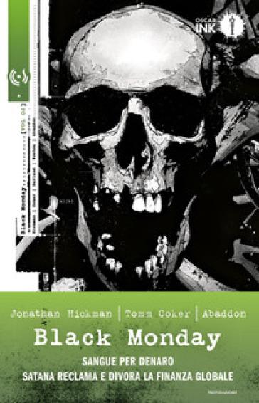 Black monday. 2. - Jonathan Hickman |