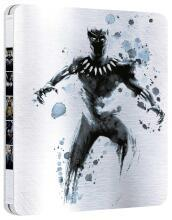 Black panther (2 Blu-Ray)(2D+3D steelbook)