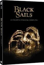 Black sails - Stagione 04 (4 DVD)
