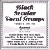 Black vocal secular...3