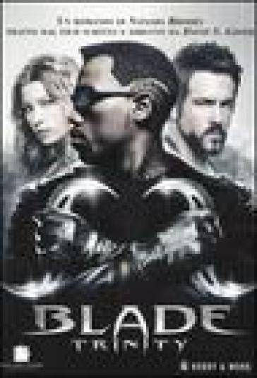 Blade: trinity - Natasha Rhodes |