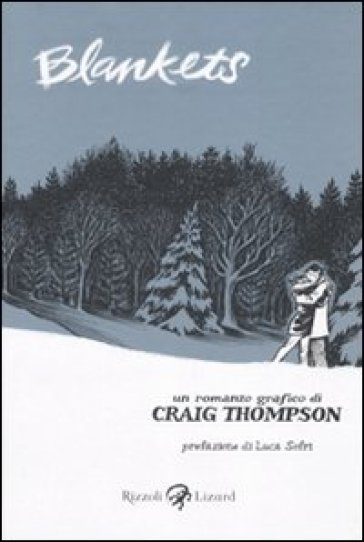 Blankets - Craig Thompson |