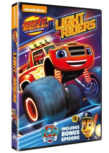 Blaze e le mega macchine alla velocit della luce dvd for Immagini di blaze