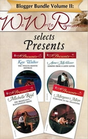Blogger Bundle Volume II: WeWriteRomance.com Selects Presents